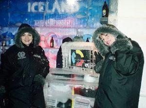 Experiência Congelante Iceland