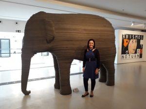 Zootécnico Elefante