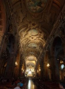 Catedral Metropoltana de Santiago