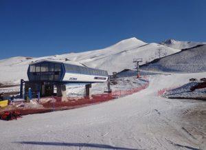 Ski Valle Nevado