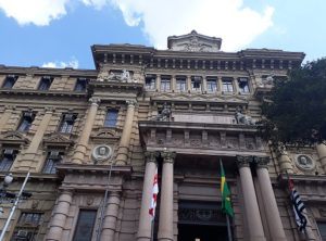 Palácio da Justiça SP
