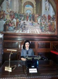 A Escola de Atenas Museu TJ