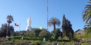 Imaculada Conceição Cerro San Cristóbal
