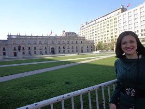 Palacio de La Moneda Santiago
