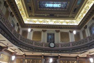 Plenária do Palácio da Justiça
