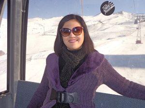Teleférico Valle Nevado