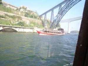 Barco Rabelo Rio Douro