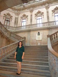 Escadaria Nobre Palácio da Bolsa