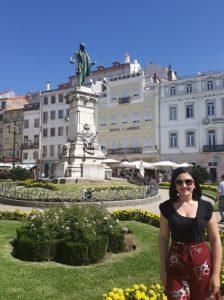 Largo da Portagem Coimbra