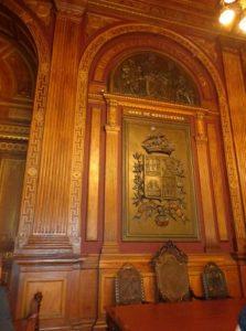 Sala das Assembleias Gerais Palácio da Bolsa