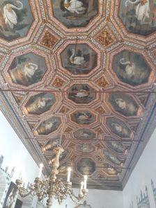 Sala dos Cisnes Palácio Nacional de Sintra