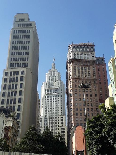 Caminhando pelo Centro Histórico de São Paulo