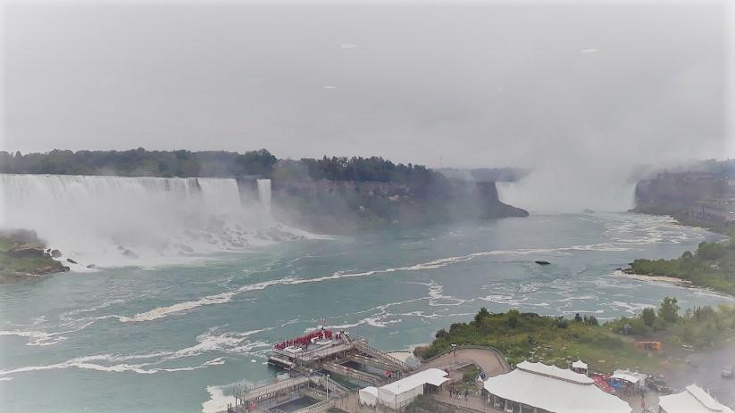 Ao Encontro das Cataratas: Niagara Falls