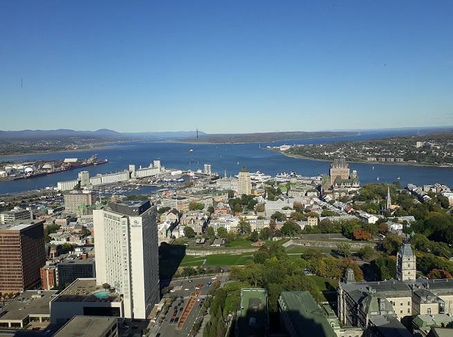 A Cereja do Bolo em Quebec