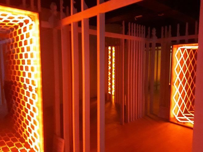 ExFinito – Um Labirinto de Possibilidades no Farol