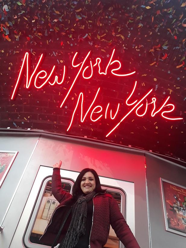 Na Iluminada e Poderosa Nova York – Dia 1