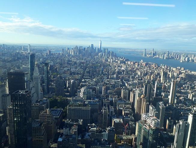 Na Iluminada e Poderosa Nova York – Dia 5