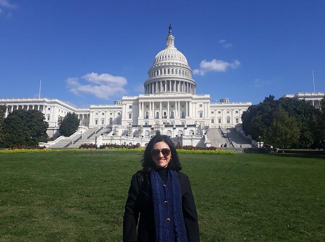 Vivenciando as Aulas de História em Washington D.C.
